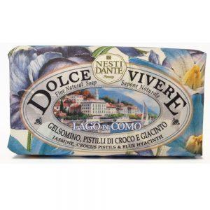 250g Fine Natural soap Lago di Como