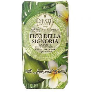 250g  Fine natural soap fico della Signoria