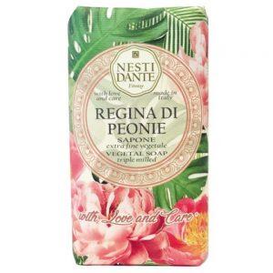 250g Fine natural soap Regina de Peonie