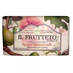 250g Fine Natural soap fig & Almond milk