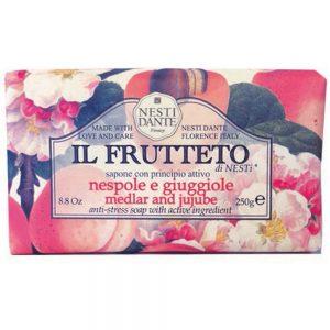 250g Fine Natural soap Medlar & Jujube