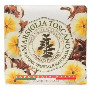 200g Fine natural soap Tabacco Italiano