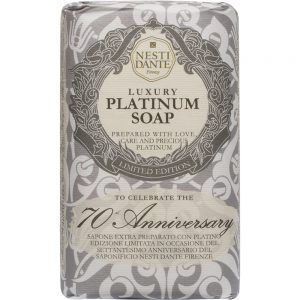 250g Fine natural Luxury soap Platinum