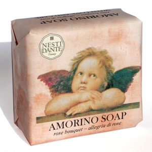 150g Fine Natural soap rose Bouquet