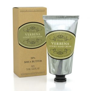 Luxury Hand cream verbena 75ml.