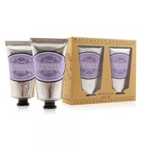 Hand & foot cream lavendel 2 x75ml