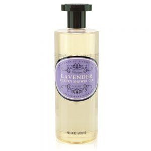 Luxury shower gel lavender 500ml.