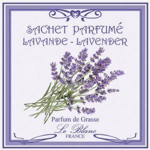 Fransk duftpose lavendel