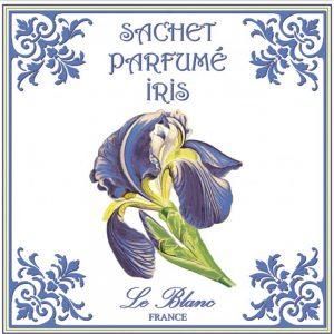 Fransk duftpose Iris