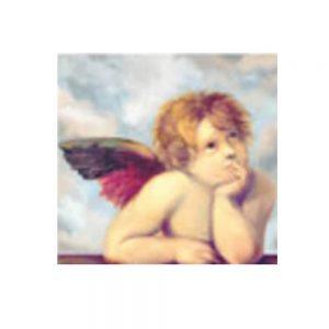 Fransk duftpose engel E – Amber