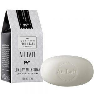 Au Lait luxury soap 100g