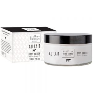 Au Lait Body butter 200ml jar