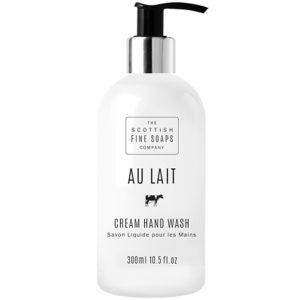 Au Lait Cream hand wash 300ml