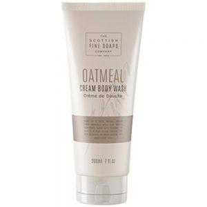 Oatmeal cream body wash 200ml