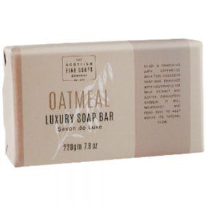 Oatmeal Luxury soap bar 220g