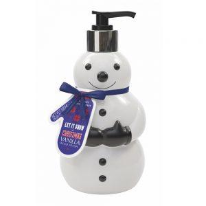 Hand wash snowman 500ml – Vanilla