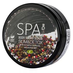 Body sugar scrub SLIM & DETOX 200ml