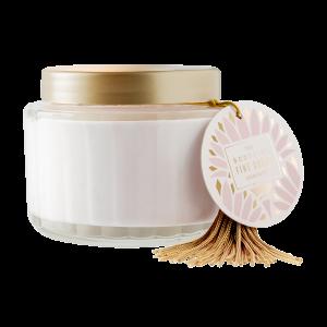 La Paloma body cream m/glimmer effekt 150ml