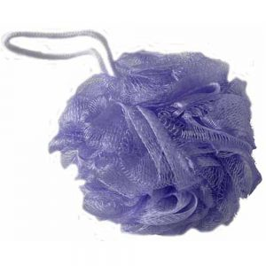 Fluffy svamp Lyse lilla