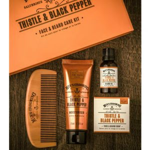 Face & Beard care giftset