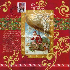 Kvadratisk postkort 112-249