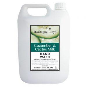 Hand wash 5L Cucumber & Cactus milk