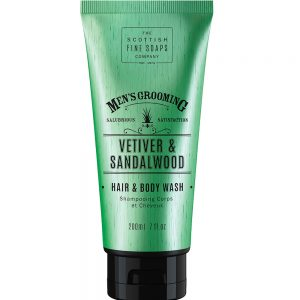 Hair & body wash  Vetiver & Sandelwood 200ml