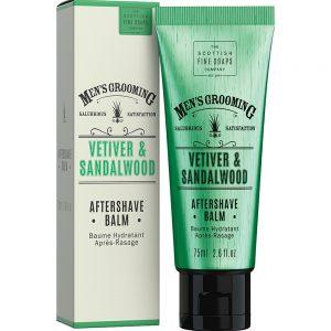 After shave balm Vetiver & Sandelwood 75ml