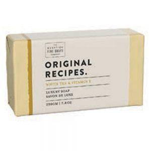 Classic håndsæbe 220g White tea & Vitamin E