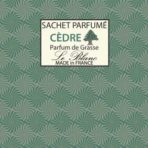 Fransk duftpose Cedertræ