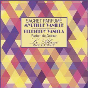 Fransk duftpose Myrtille Vanilla