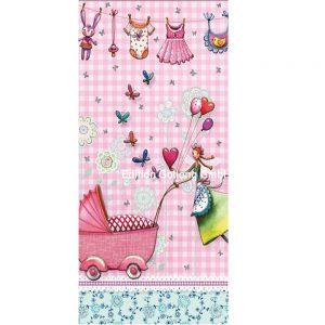 Mini lang kort med kuvert 10-190