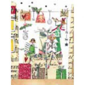 Mini kort med kuvert 105-39