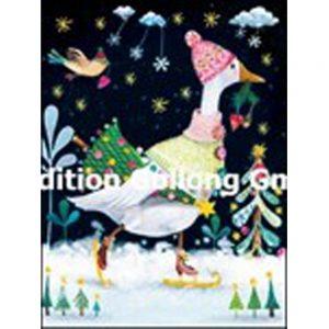 Mini kort med kuvert 105-152