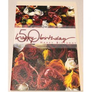 Kort med kuvert 1-896