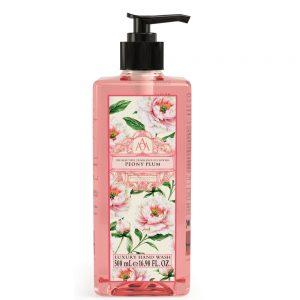 Luxury hand wash Peony plum 500ml