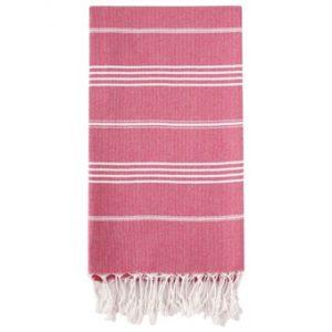 Hammam Håndklæde 95 x 180cm pink