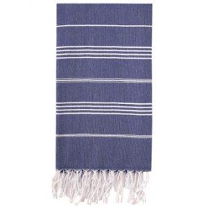 Hammam Håndklæde 95 x 180cm nightblue