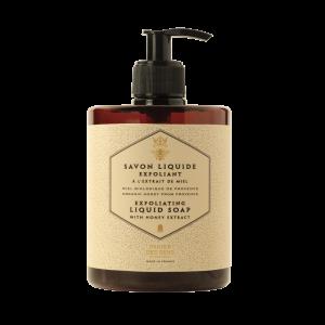 Exfolierende Marseille soap organic honey & propolis 500ml