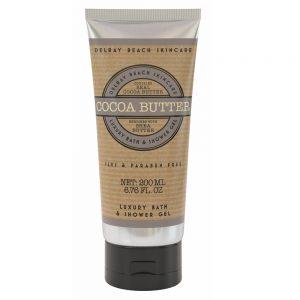 Delray Beach Bath & shower gel  cocoa butter 200ml