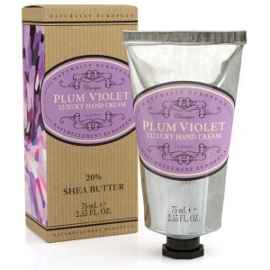 Luxury hand cream Plum violet 75ml