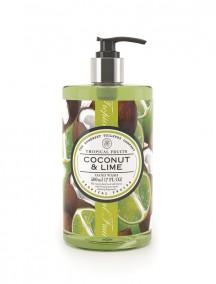 Coconut & Lime hand wash 500ml