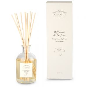 Du Coeur duft diffuser 180ml Spicy fruit