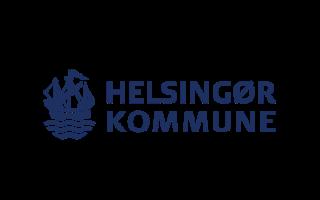 Helsingør Kommune, reference logo hos AlgeNord
