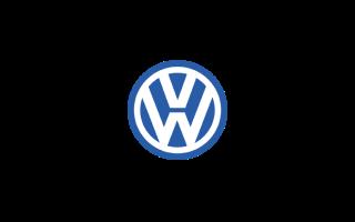 Volkswagen reference logo hos AlgeNord