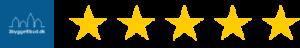 AlgeNord er medlem er 3byggetilbud hvor vi har 5 ud af 5 stjerner i vores anmeldelser