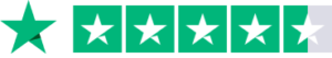 Trustpilot anmeldelser af AlgeNord. 5 stjerner