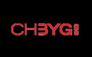 logo fra CH Byg, en reference hos AlgeNord