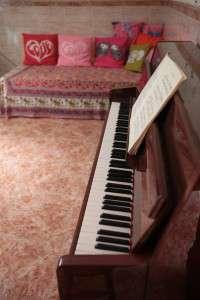 Klavier für Gesangsunterricht
