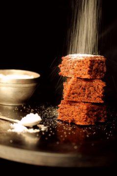 Gâteau chocolat amande sans gluten